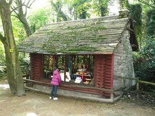 Дом бабушки Красной Шапочки