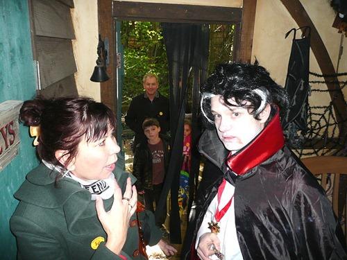 Вампир ищет свою жертву
