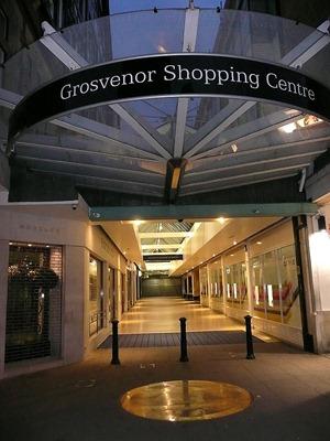 Честер, шоппинг центр Гросвенор