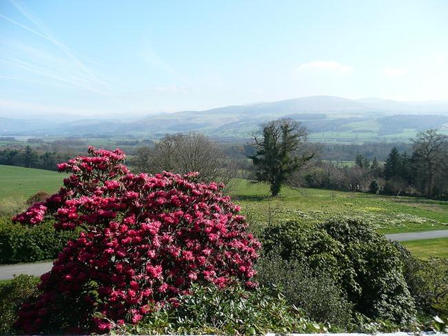 Penhryn Castle, Wales