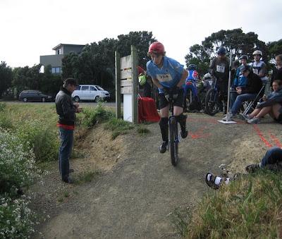 Einrad WM Einrad Downhill Sebastian Niedner