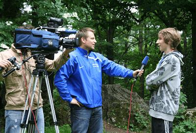 Drehtermin München TV Weltrekord Sebastian Niedner