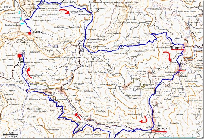 Mapa Fuente De copia