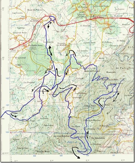 Mapa Piñera