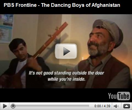 The Dancing Boys of Afghanistan  Wikipedia