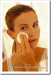 limpeza pos-maquiagem