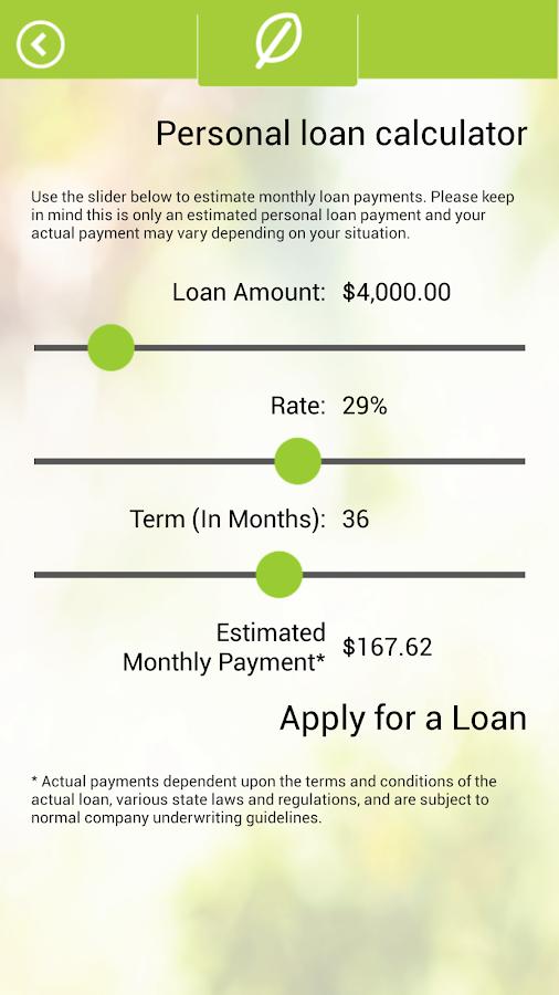 Springleaf loan online