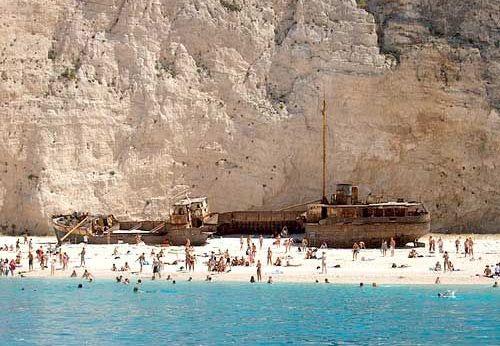 barcos abandonados
