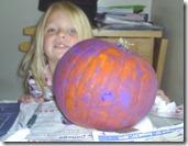 Katey's pumpkin