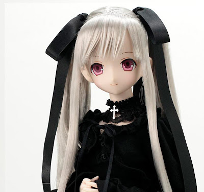 AZONE Original Doll Black Raven - Lilia