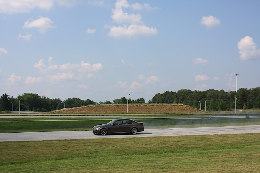M Driving Experience At The Bmw Performance Center In