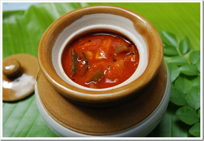 Naranga Curry / Vadukapuli Achar