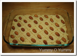 Half-baked dough