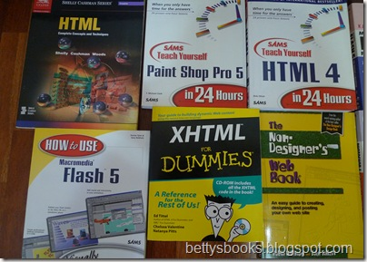 IT books RM10