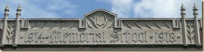 school memorial ww1