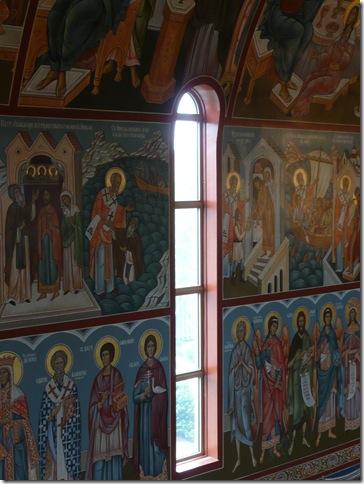 St Nicholas interior detail