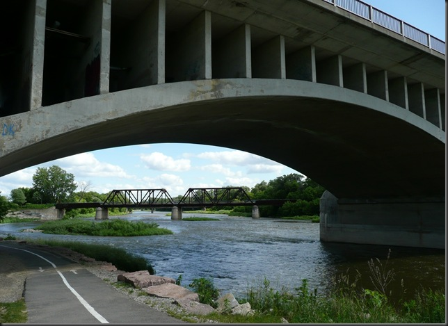 lorne st bridge