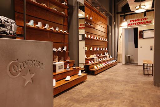 Converse concept winkel/ store in Berlijn