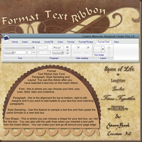 Format Text Ribbon 3 - Page 023