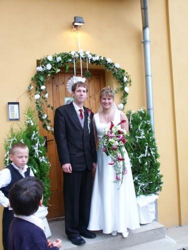 Domov Bechlín - Pavlova svatba 2004