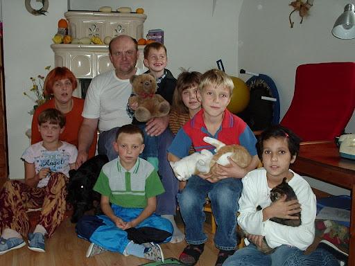 Domov Bechlín - Rodina 2004