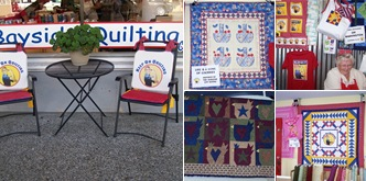 View Bayside quilting