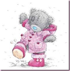 Tatty Teddy snö[1]