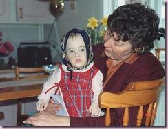 josefine mormor