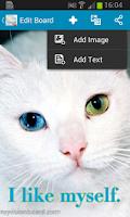 Screenshot of Jack Canfield VisionBoard