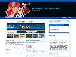 Online Casino Template 526