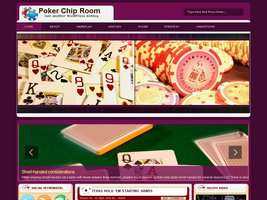 Poker Chip Room