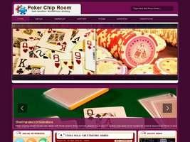 Poker Chip Room