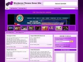 Online Casino Template 229