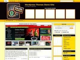 Online Casino Template 227
