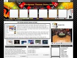 Online Casino Template 517