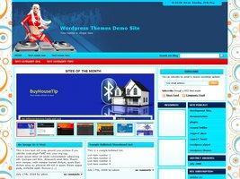 Music Wordpress Theme 5