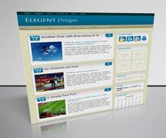 Elegent Designs Simplistic