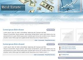 Finance theme2 free wordpress theme