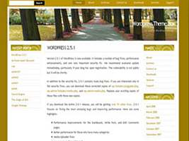 Brownish Theme Free Wordpress Theme