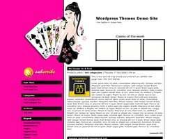 Online Casino Template 209