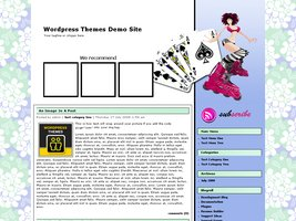 Online Casino Template 551