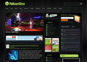 Falkner Glow