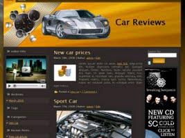 Sportcar Black