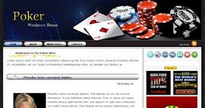 Wordpress Poker Theme - wpg139