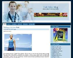 Health Doctor WordPress Theme