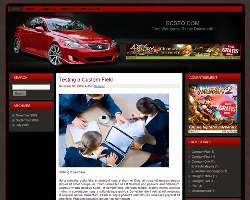 Lexus WP Theme