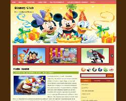 Disney Club