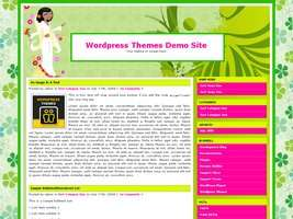 Wedding Wordpress Theme 3