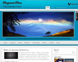 PremiumBlue Magazine Wordpress Theme