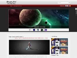 Simplered Magazine WordPress Theme